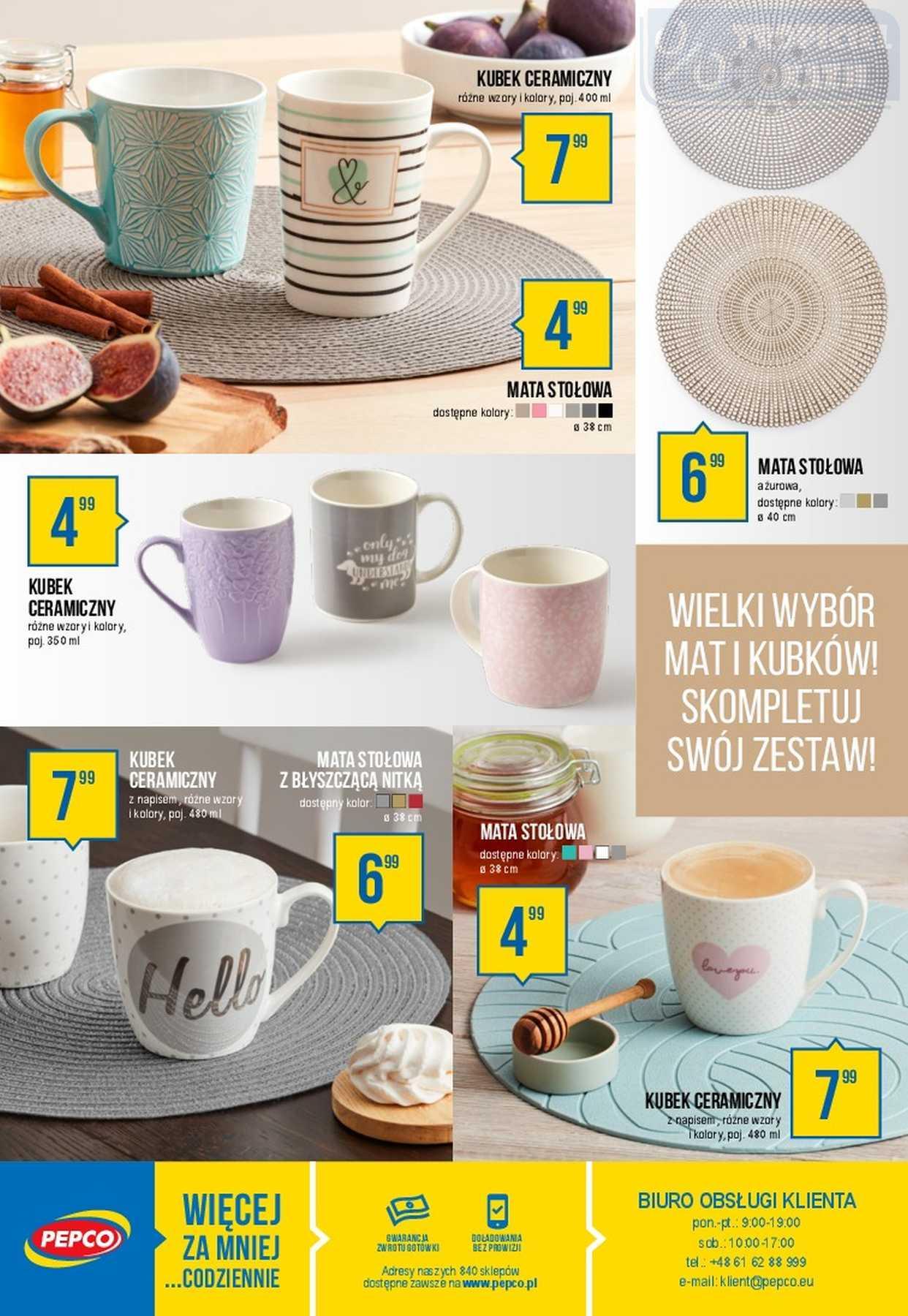 Gazetka promocyjna Pepco do 08/11/2018 str.11