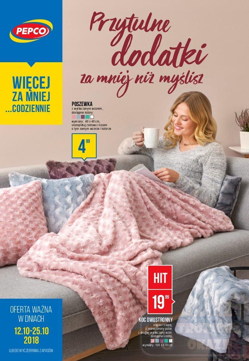 Gazetka promocyjna Pepco do 25/10/2018 str.1