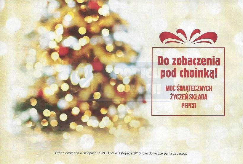 Gazetka promocyjna Pepco do 31/12/2016 str.23
