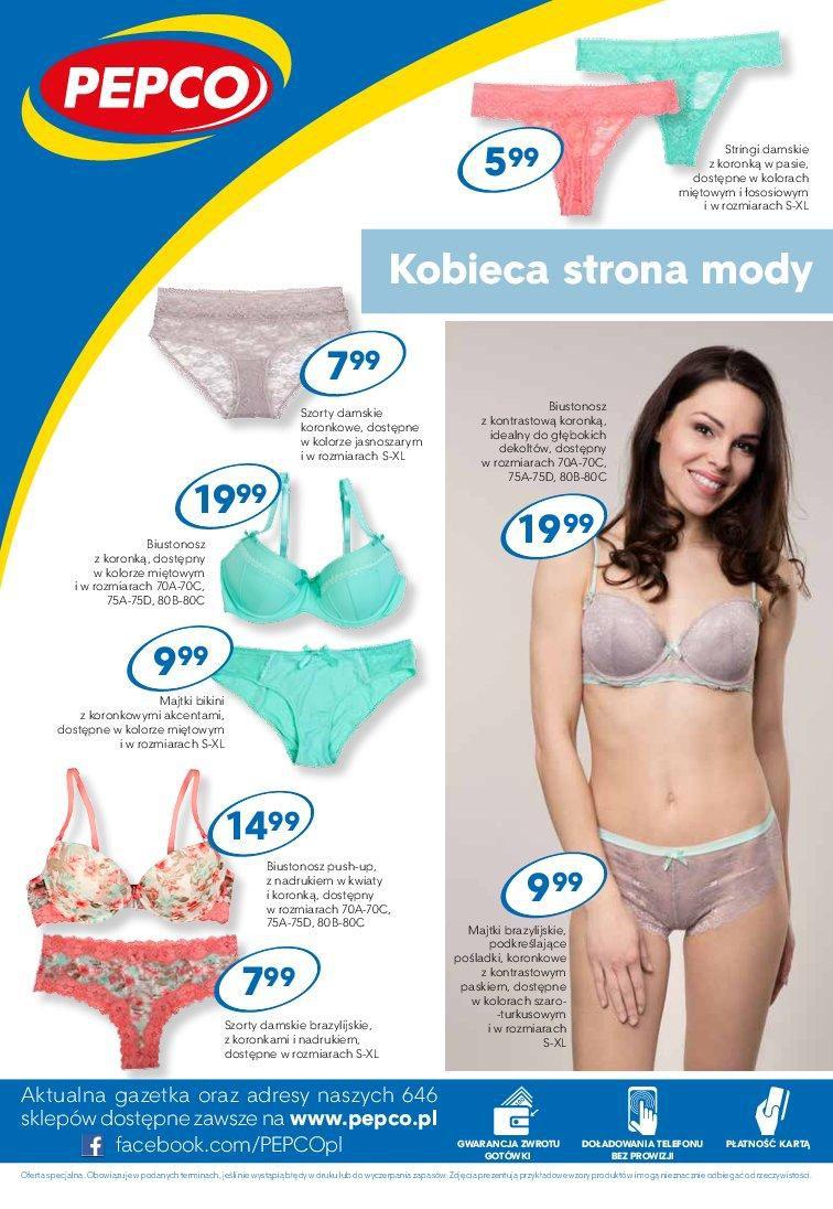 Gazetka promocyjna Pepco do 21/04/2016 str.7