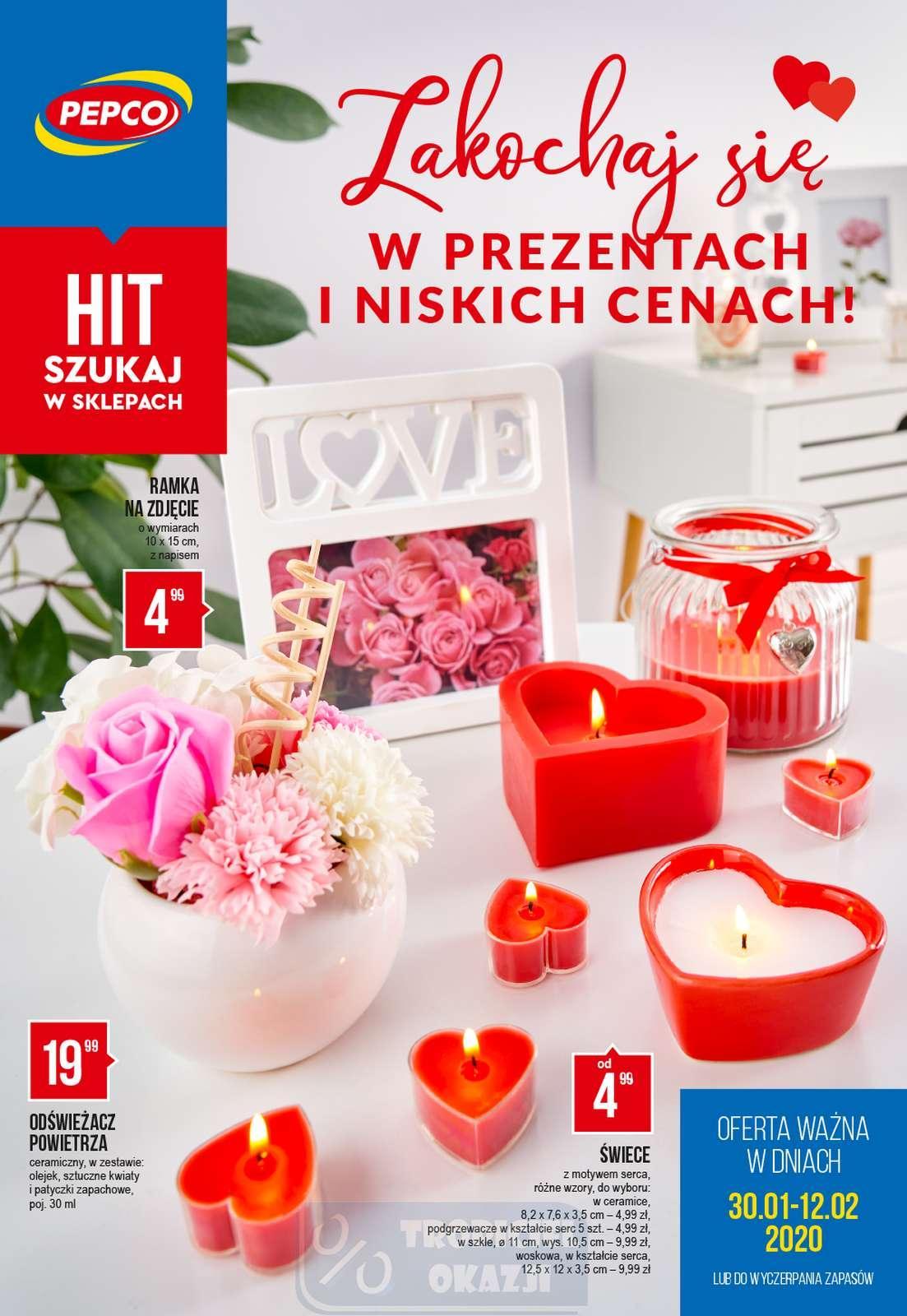 Gazetka promocyjna Pepco do 12/02/2020 str.0