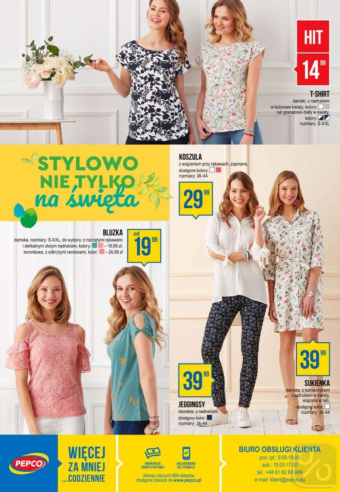 Gazetka promocyjna Pepco do 10/04/2019 str.7