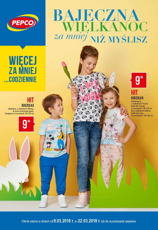 Gazetka promocyjna Pepco do 22/03/2018 str.0