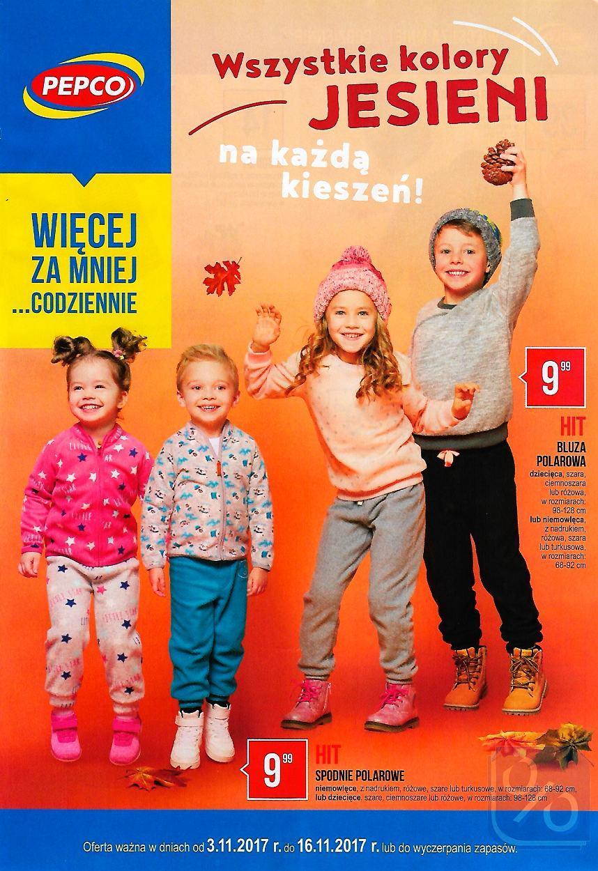Gazetka promocyjna Pepco do 16/11/2017 str.0