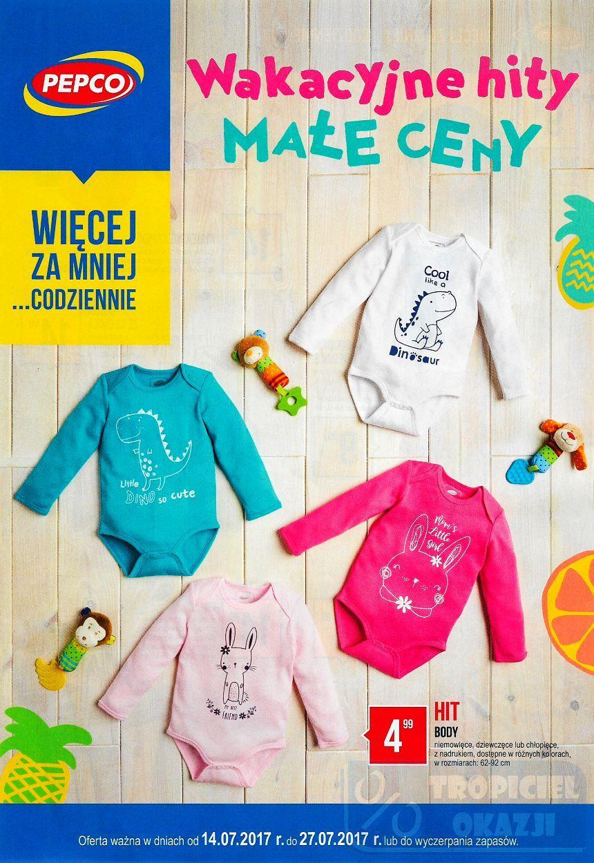 Gazetka promocyjna Pepco do 27/07/2017 str.0
