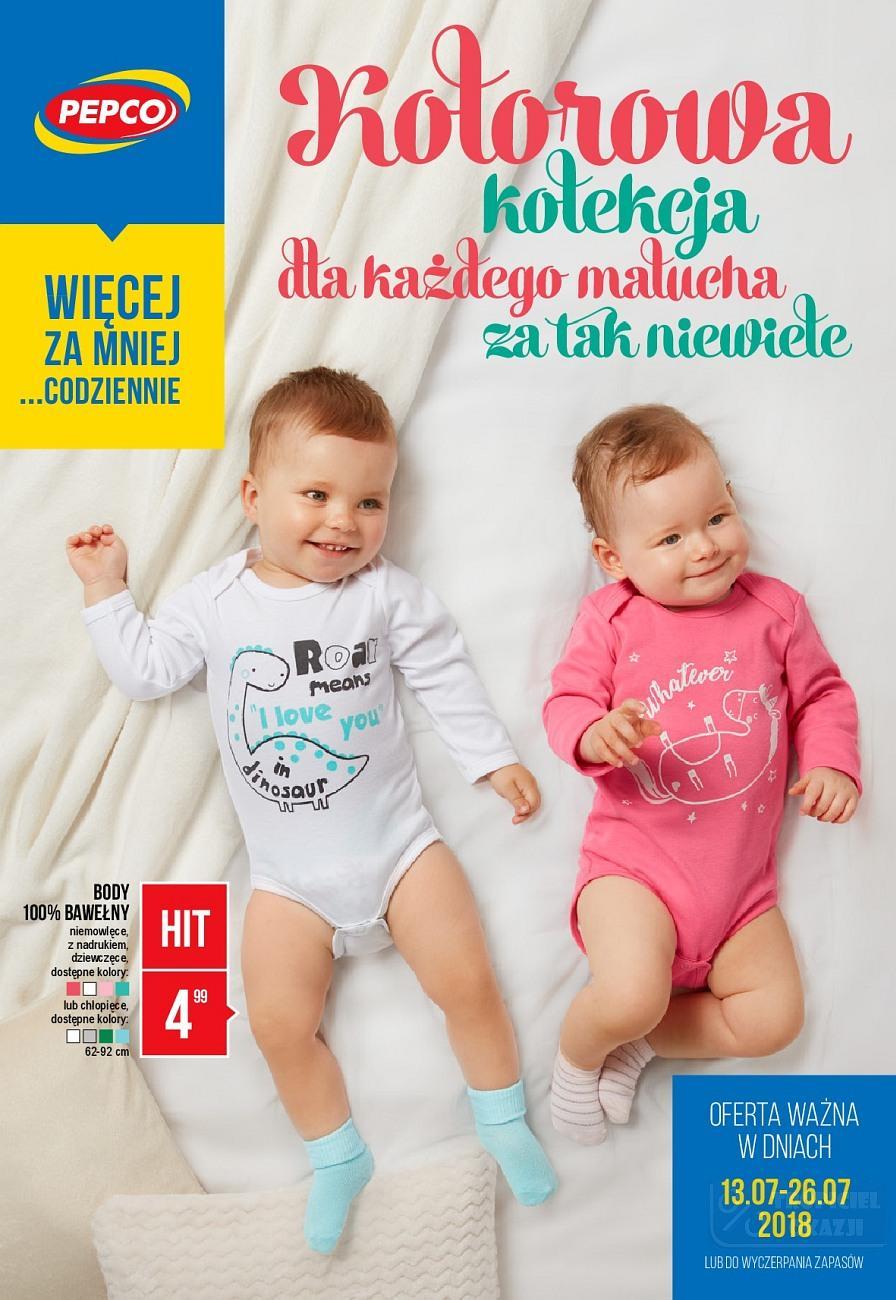 Gazetka promocyjna Pepco do 26/07/2018 str.0