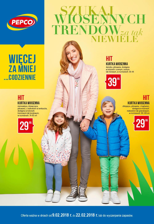 Gazetka promocyjna Pepco do 22/02/2018 str.0