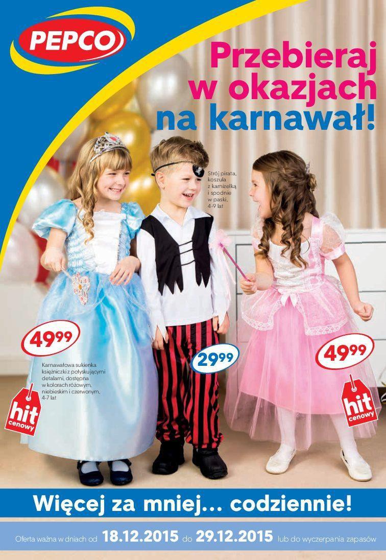 Gazetka promocyjna Pepco do 29/12/2015 str.0