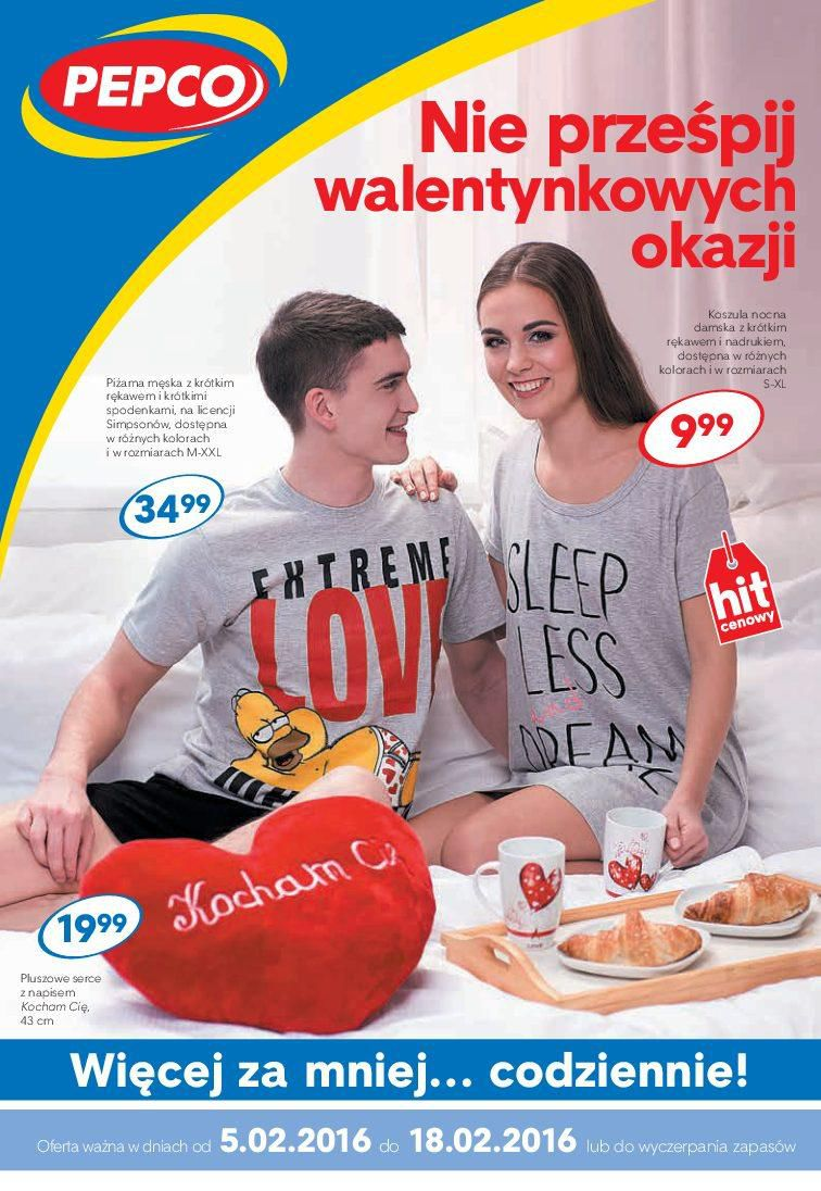 Gazetka promocyjna Pepco do 18/02/2016 str.0