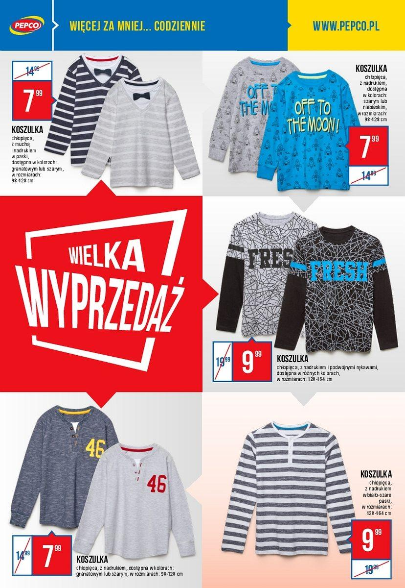Gazetka promocyjna Pepco do 11/01/2018 str.5