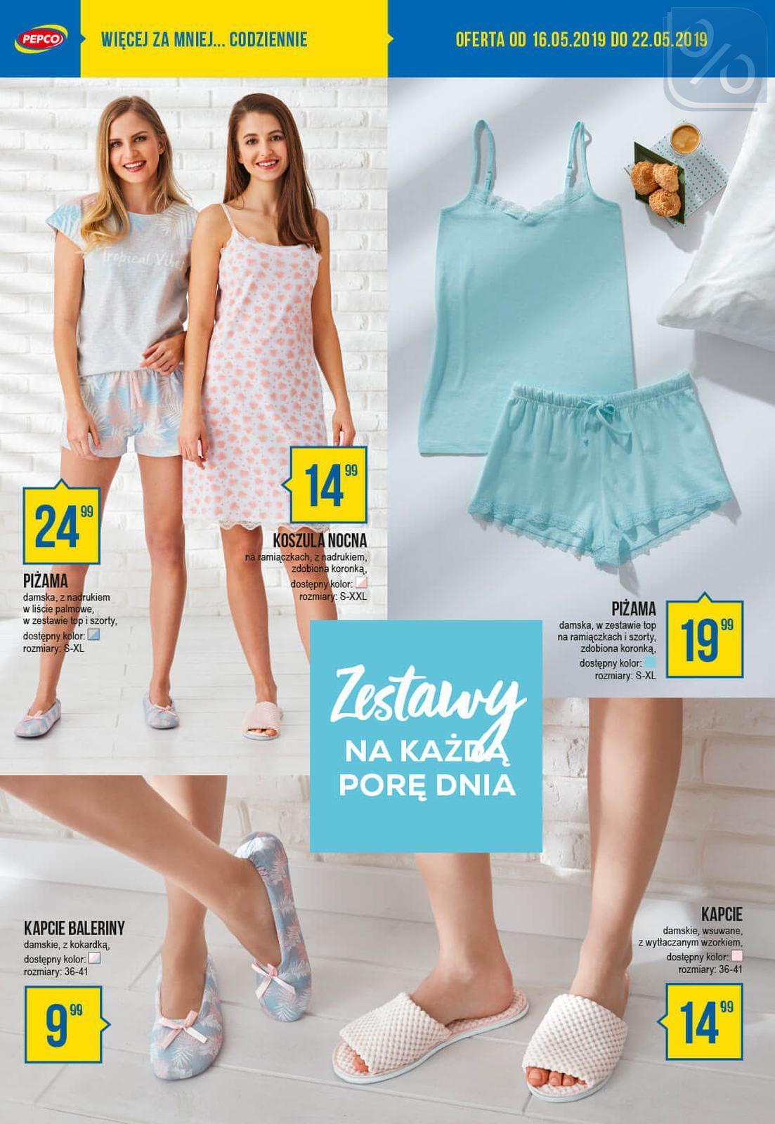 Gazetka promocyjna Pepco do 22/05/2019 str.6
