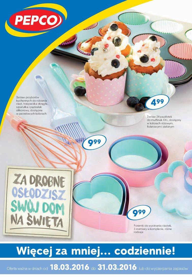 Gazetka promocyjna Pepco do 31/03/2016 str.0
