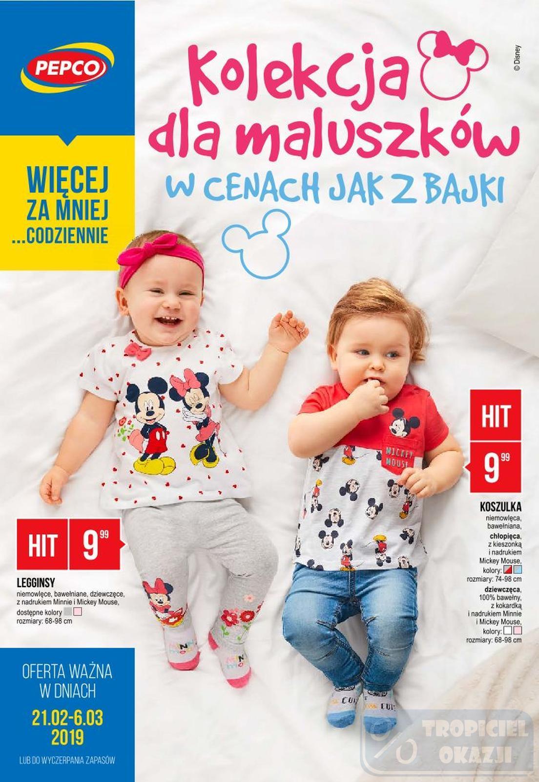 Gazetka promocyjna Pepco do 06/03/2019 str.0