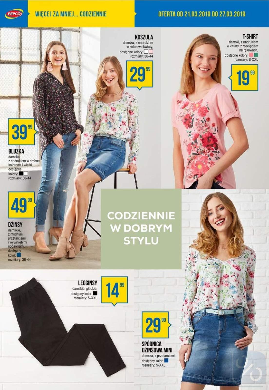 Gazetka promocyjna Pepco do 27/03/2019 str.3