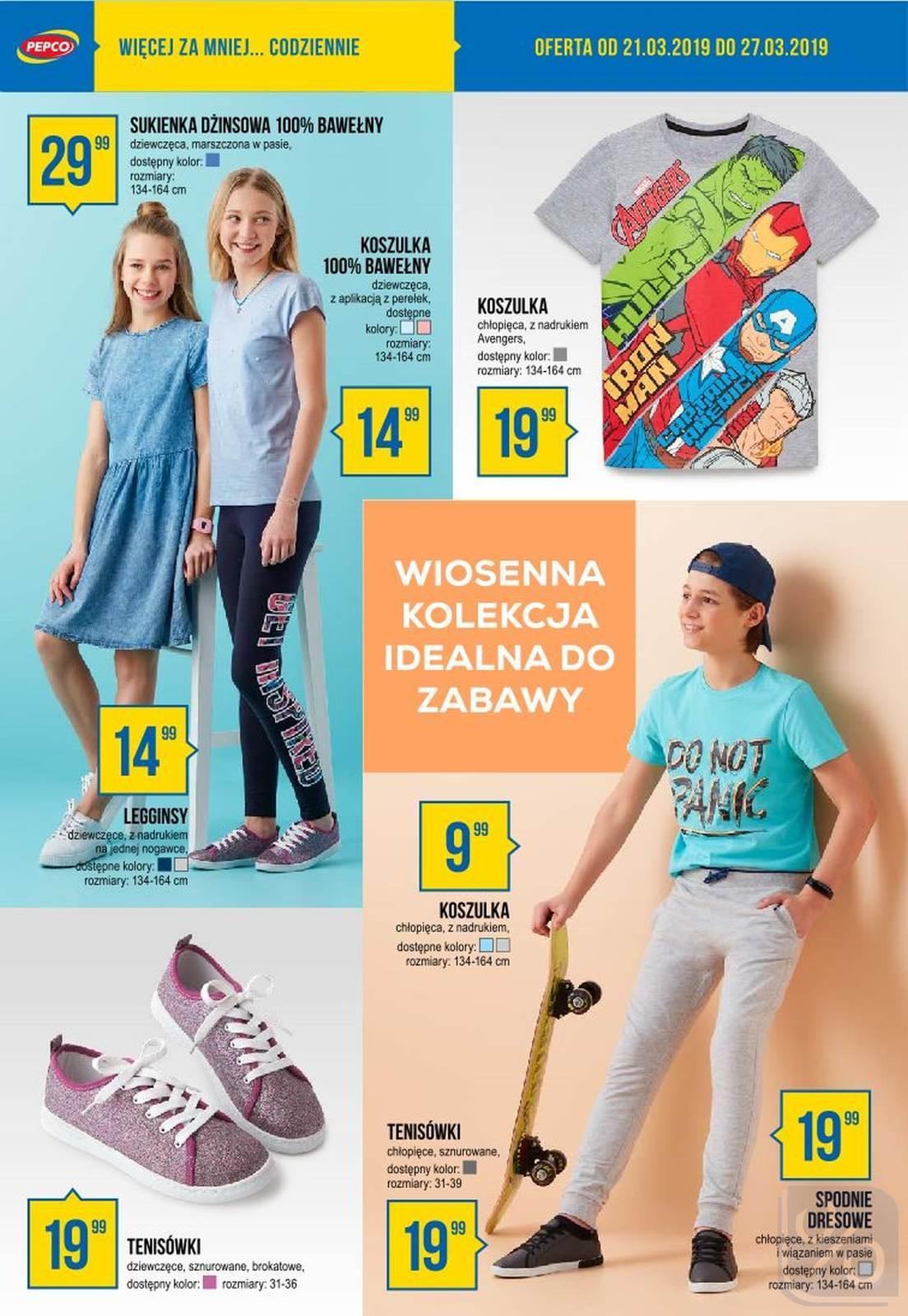 Gazetka promocyjna Pepco do 27/03/2019 str.5