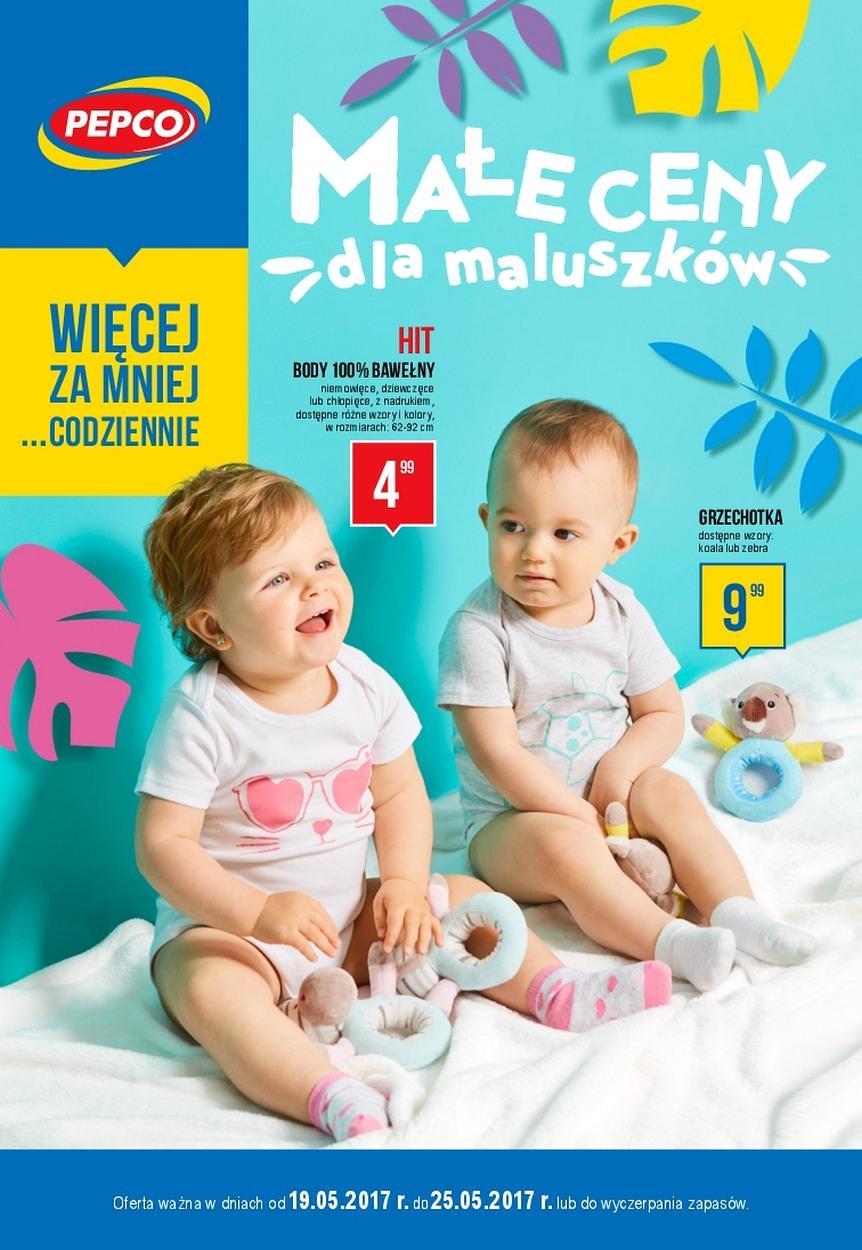 Gazetka promocyjna Pepco do 25/05/2017 str.0