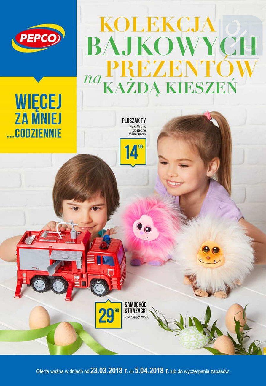 Gazetka promocyjna Pepco do 05/04/2018 str.0