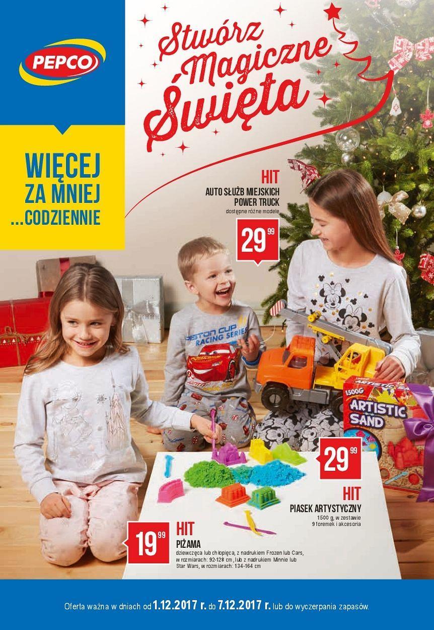 Gazetka promocyjna Pepco do 07/12/2017 str.0