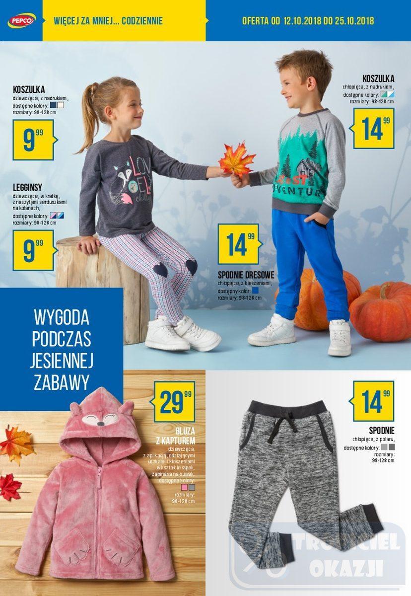 Gazetka promocyjna Pepco do 25/10/2018 str.6