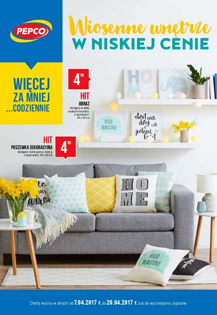 Gazetka promocyjna Pepco do 20/04/2017 str.0