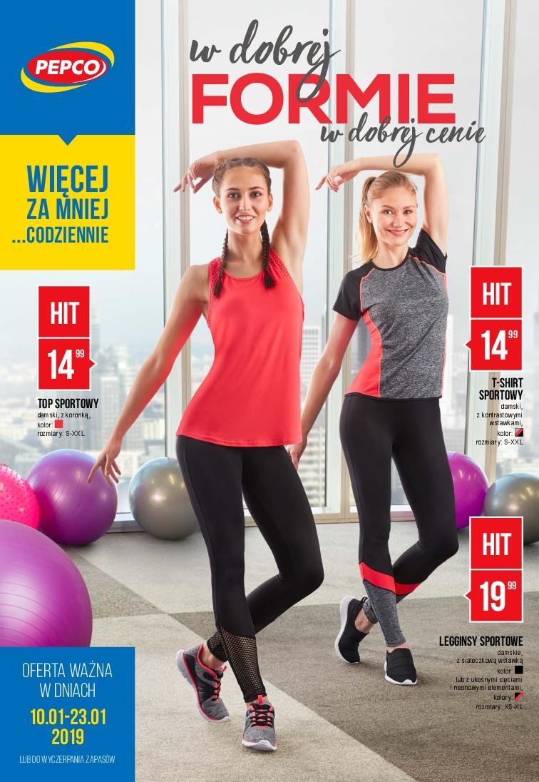 Gazetka promocyjna Pepco do 23/01/2019 str.0