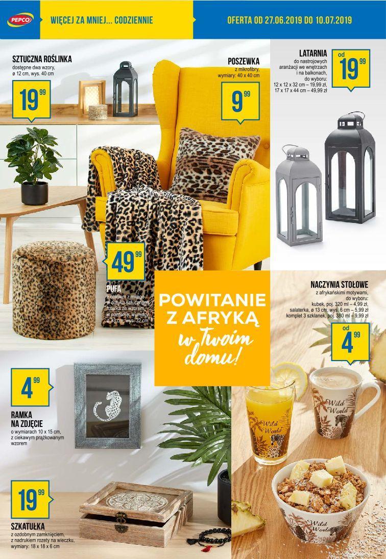 Gazetka promocyjna Pepco do 10/07/2019 str.5