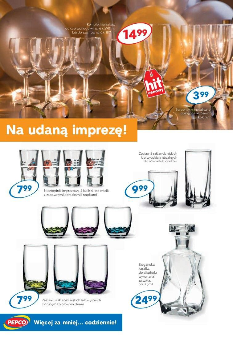 Gazetka promocyjna Pepco do 29/12/2015 str.3