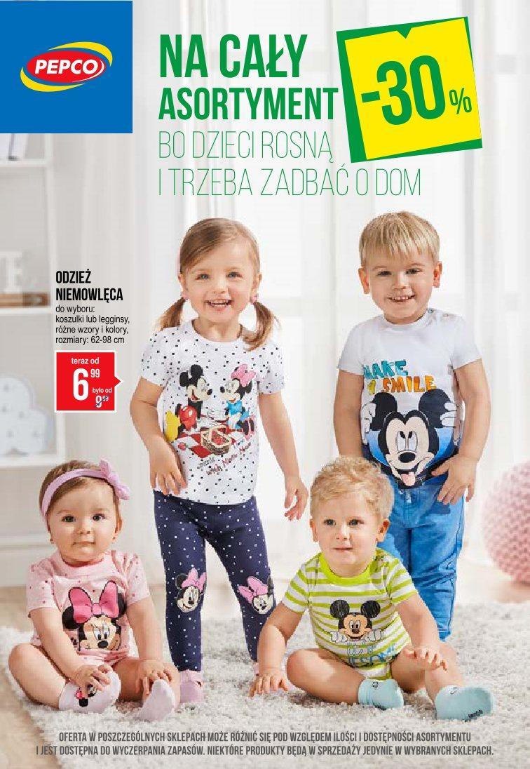 Gazetka promocyjna Pepco do 30/05/2020 str.1