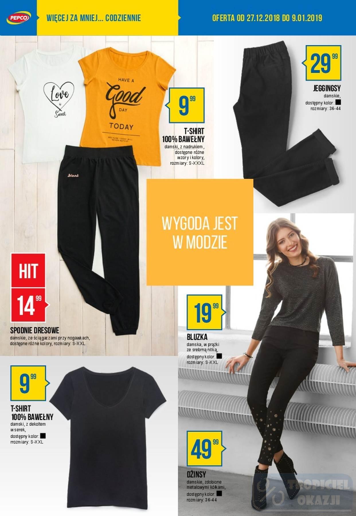 Gazetka promocyjna Pepco do 09/01/2019 str.4