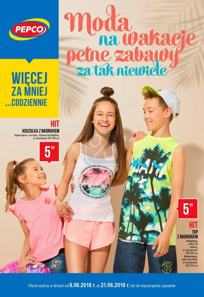 Gazetka promocyjna Pepco do 21/06/2018 str.1