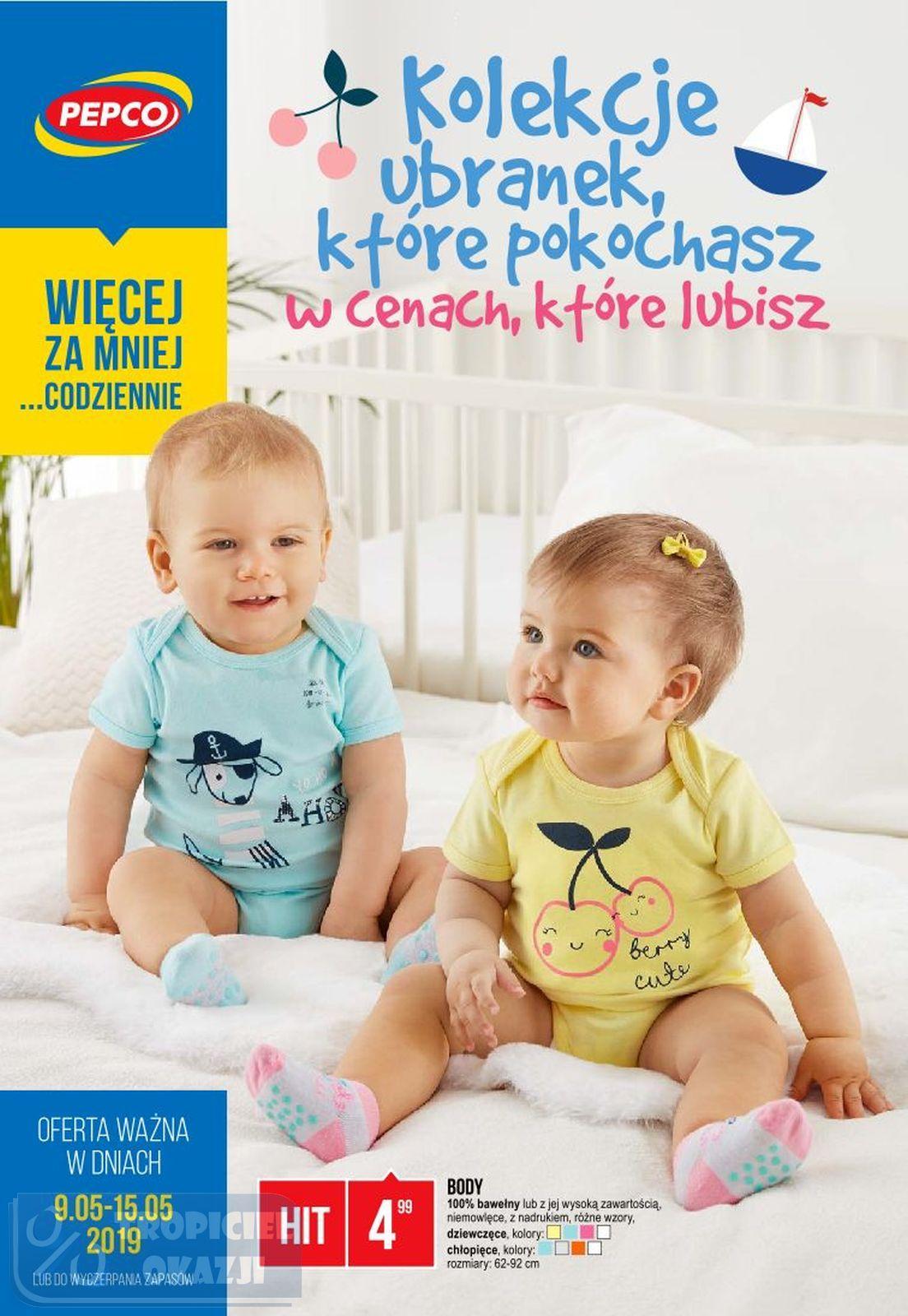 Gazetka promocyjna Pepco do 15/05/2019 str.0