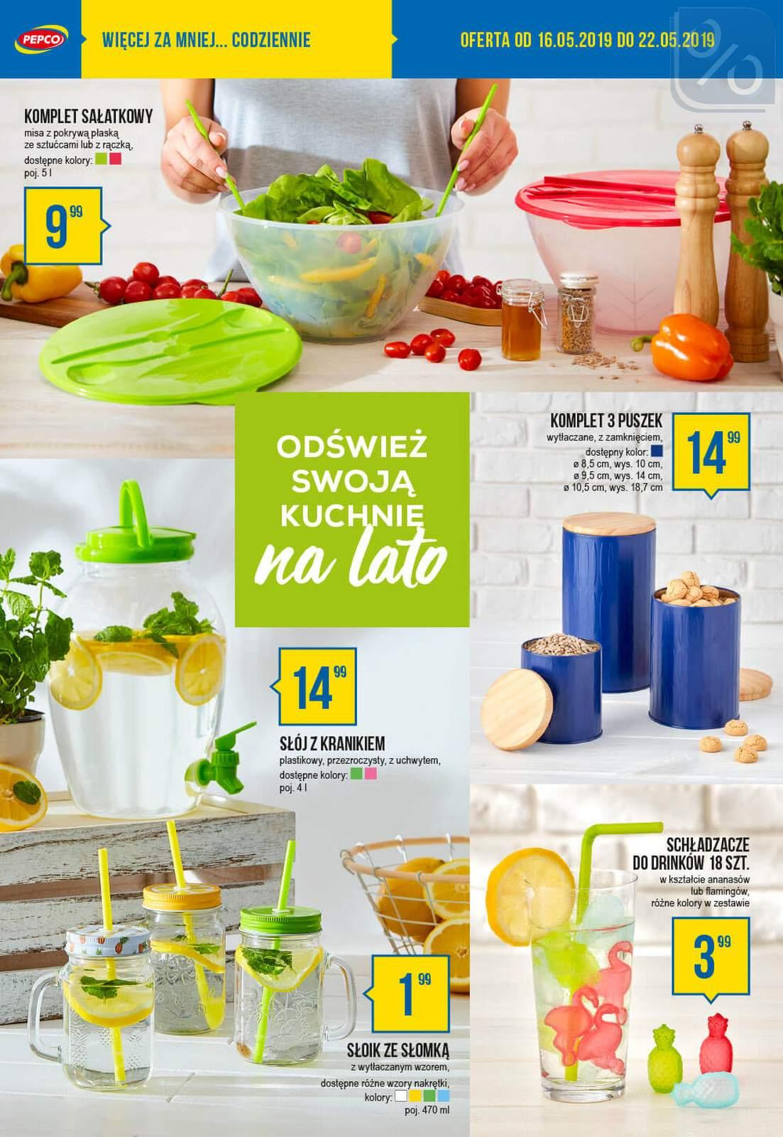 Gazetka promocyjna Pepco do 22/05/2019 str.4