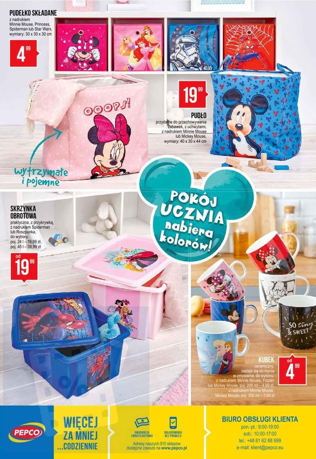 Gazetka promocyjna Pepco do 28/08/2019 str.11