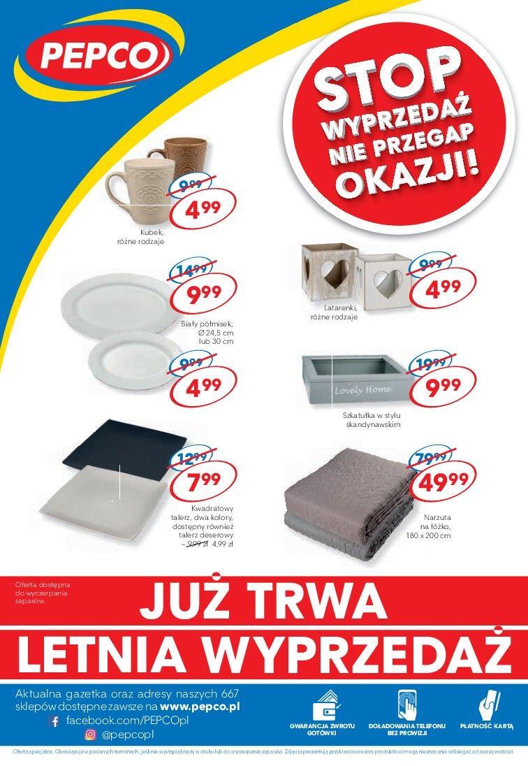 Gazetka promocyjna Pepco do 01/07/2016 str.7
