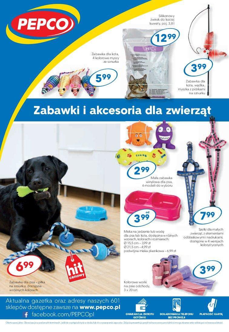 Gazetka promocyjna Pepco do 12/11/2015 str.5