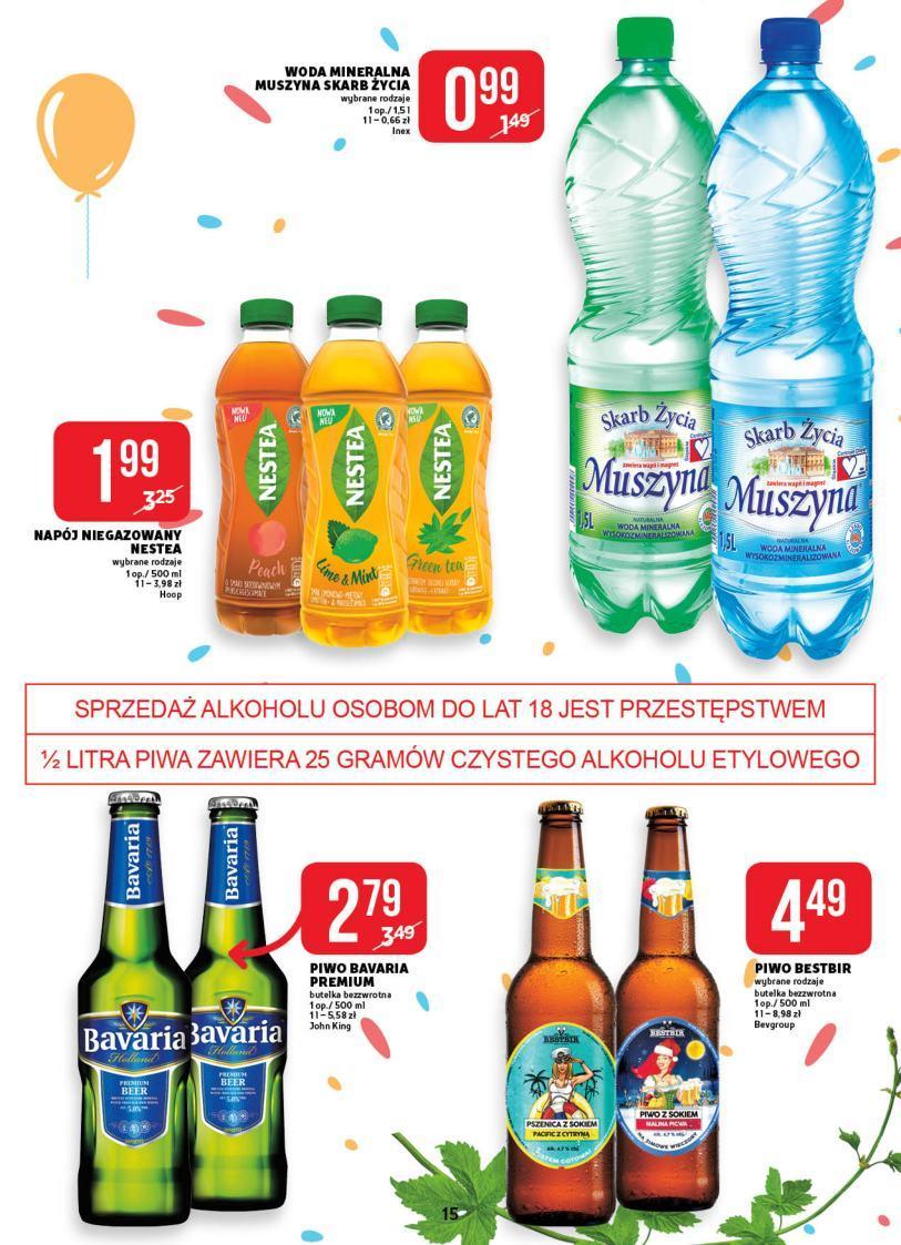 Gazetka promocyjna Piotr i Paweł do 01/07/2018 str.14