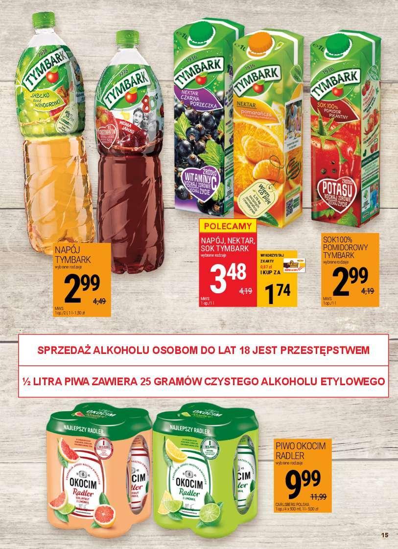 Gazetka promocyjna Piotr i Paweł do 11/08/2018 str.14
