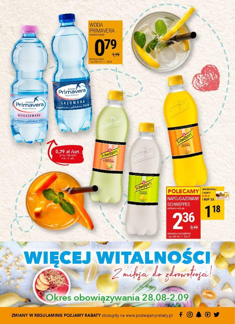 Gazetka promocyjna Piotr i Paweł do 26/08/2018 str.15