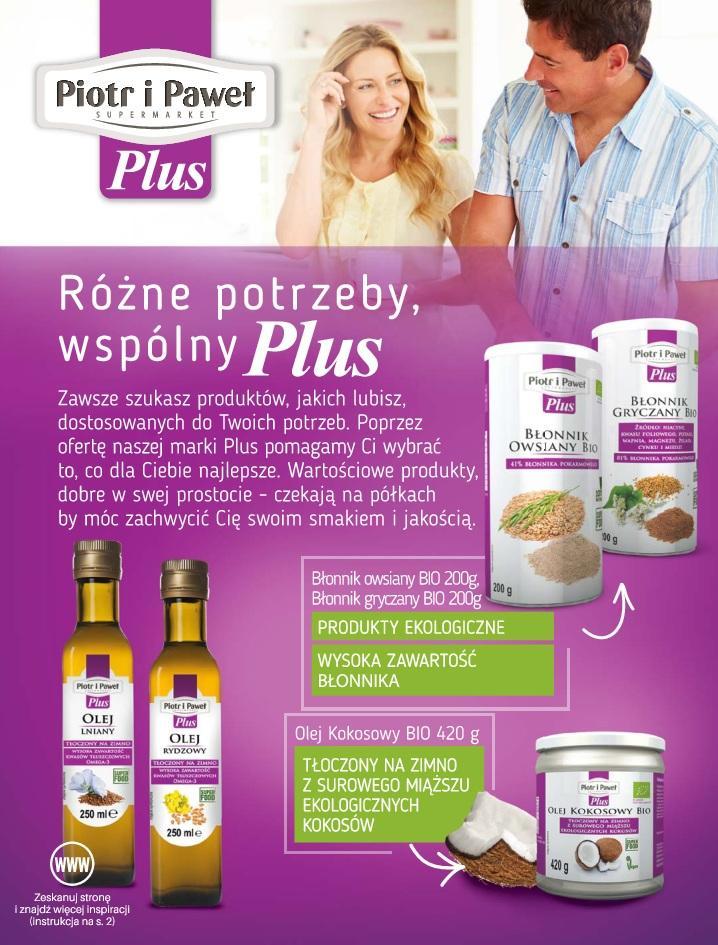 Gazetka promocyjna Piotr i Paweł do Do wyczerpania zapasów. str.27