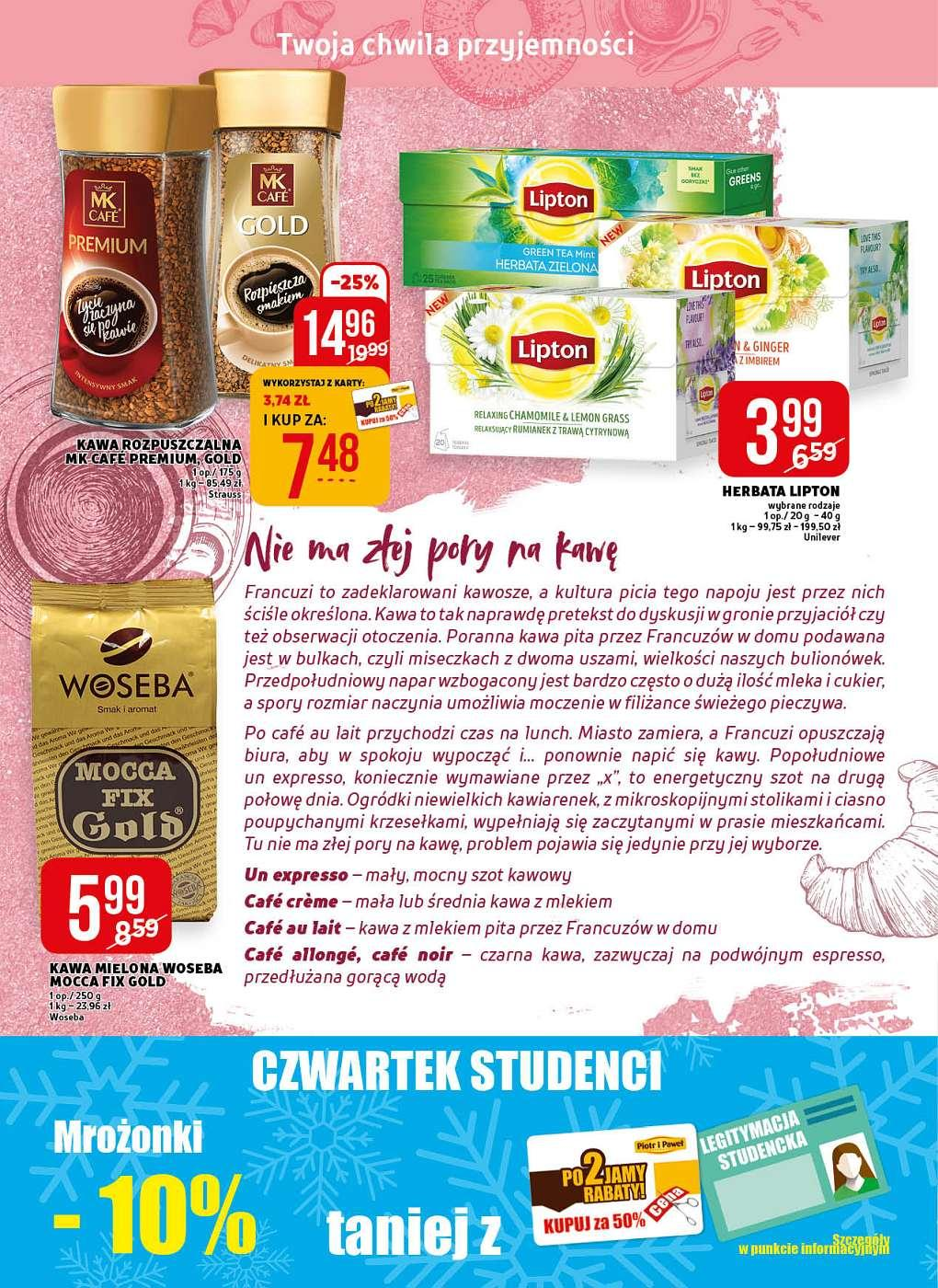 Gazetka promocyjna Piotr i Paweł do 09/06/2018 str.11