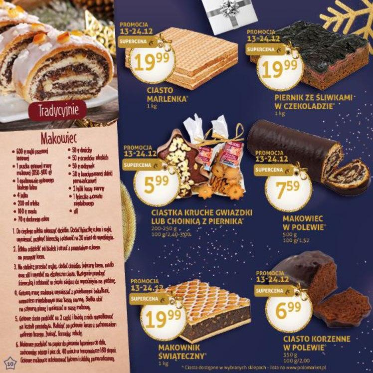 Gazetka promocyjna POLOmarket do 31/12/2018 str.10