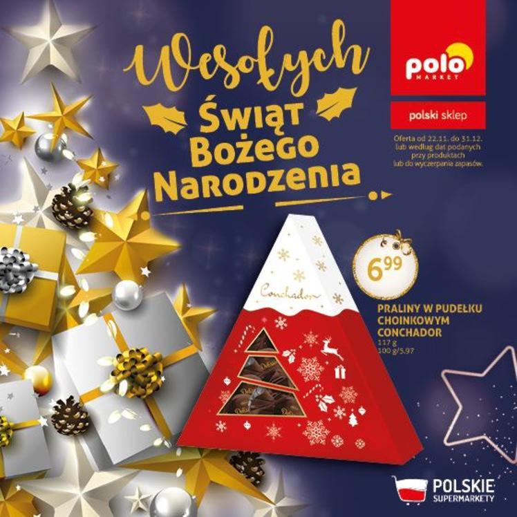 Gazetka promocyjna POLOmarket do 31/12/2018 str.1