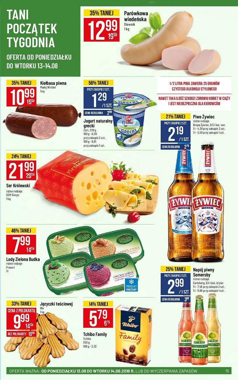 Gazetka promocyjna POLOmarket do 14/08/2018 str.15