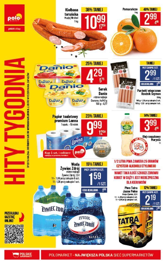 Gazetka promocyjna POLOmarket do 08/01/2019 str.15