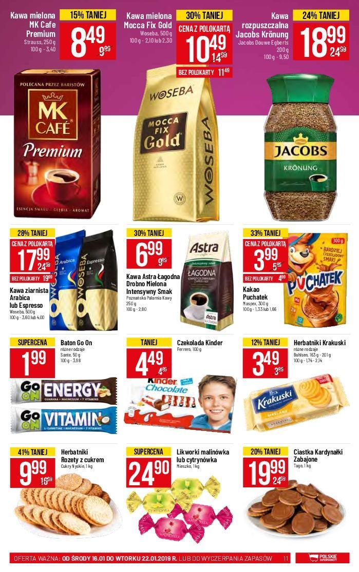 Gazetka promocyjna POLOmarket do 22/01/2019 str.11