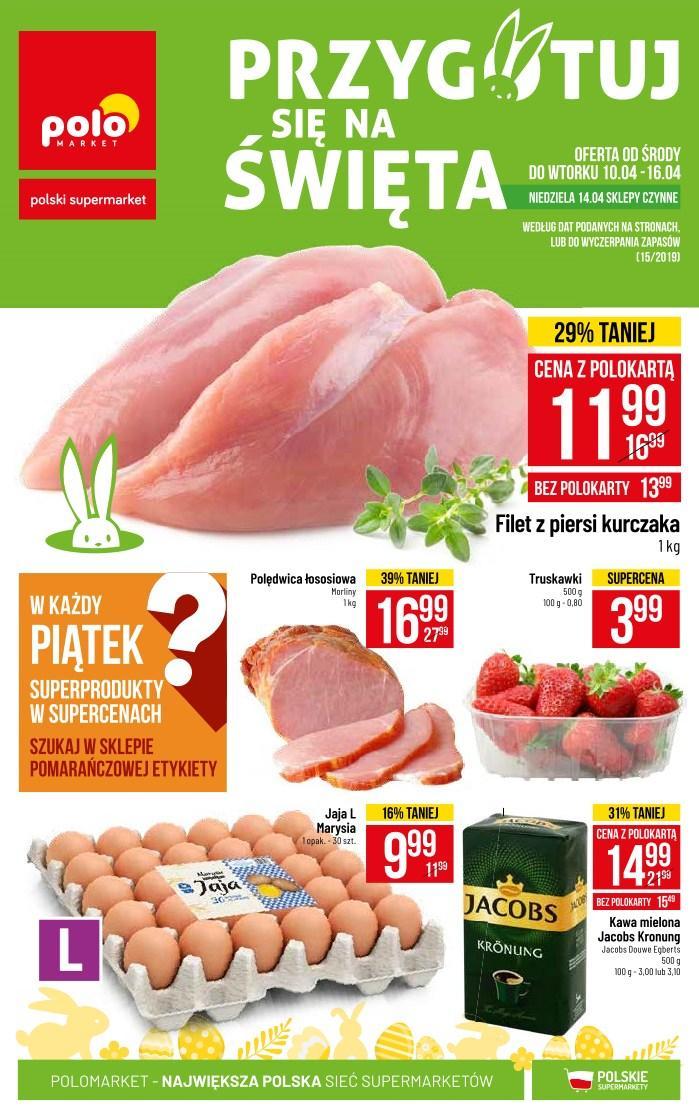 Gazetka promocyjna POLOmarket do 16/04/2019 str.0