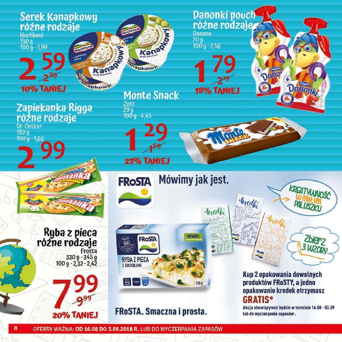 Gazetka promocyjna POLOmarket do 03/09/2018 str.8