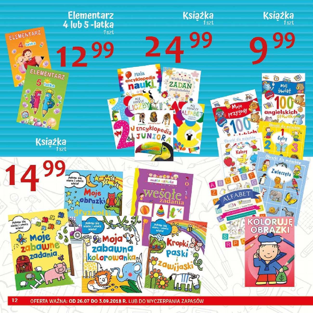 Gazetka promocyjna POLOmarket do 03/09/2018 str.12