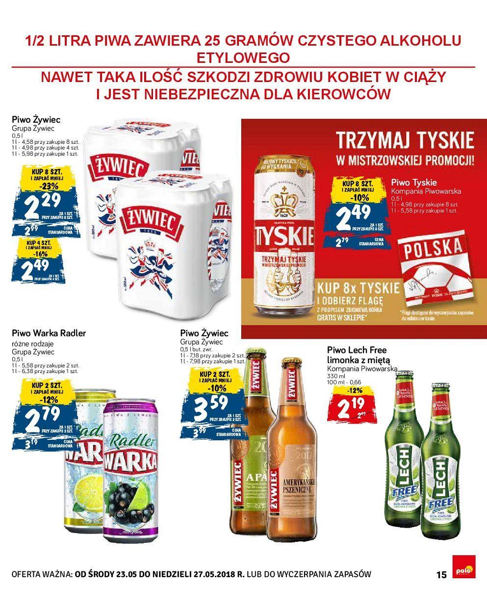 Gazetka promocyjna POLOmarket do 27/05/2018 str.14