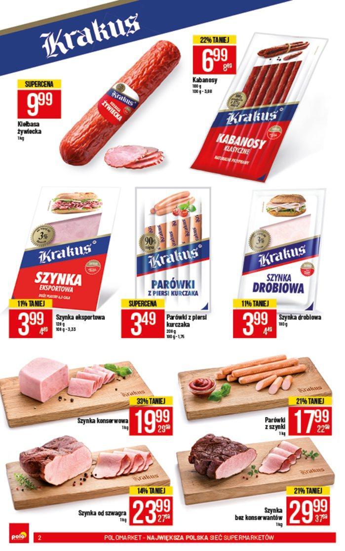 Gazetka promocyjna POLOmarket do 16/10/2018 str.1